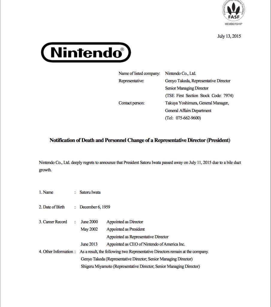 Nintendo-president-Satoru-Iwata-dies