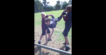 How To Break Your Friend's Face #FAIL
